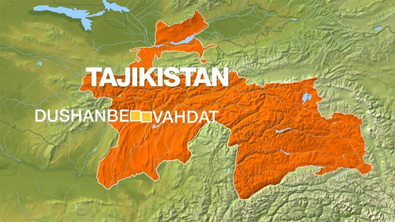 Dozens killed in riot at Tajikistan prison holding Isis militants