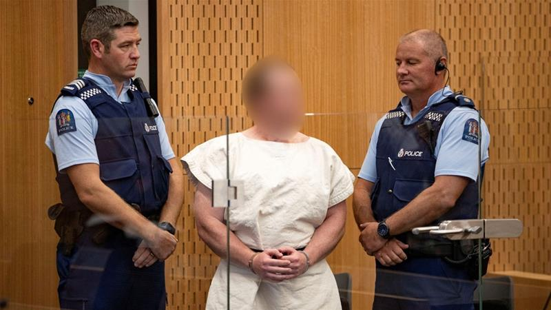 Christchurch mosques attacker Tarrant charged with terrorism