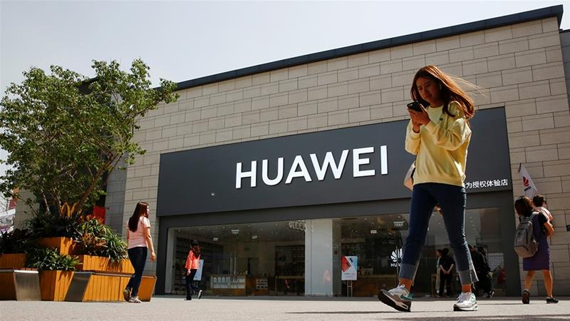 FedEx apologises after 'misrouting' Huawei parcels