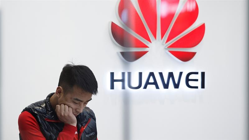 China slams United States 'lies' about Huawei-government ties