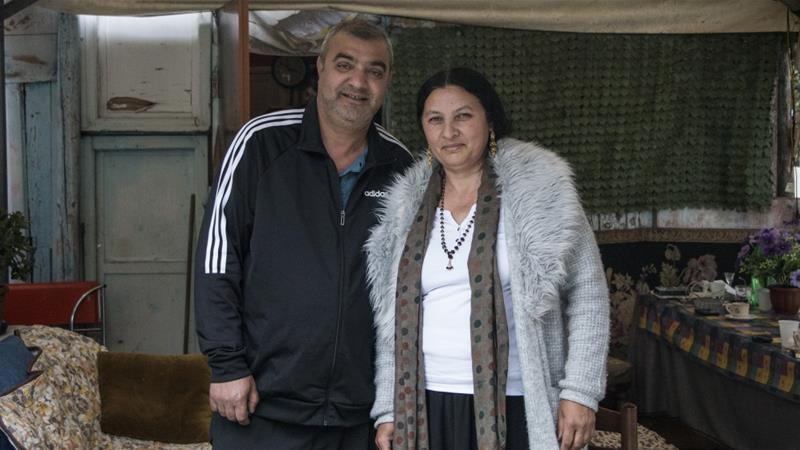 The Romanian Roma couple in Italy contesting key local elections