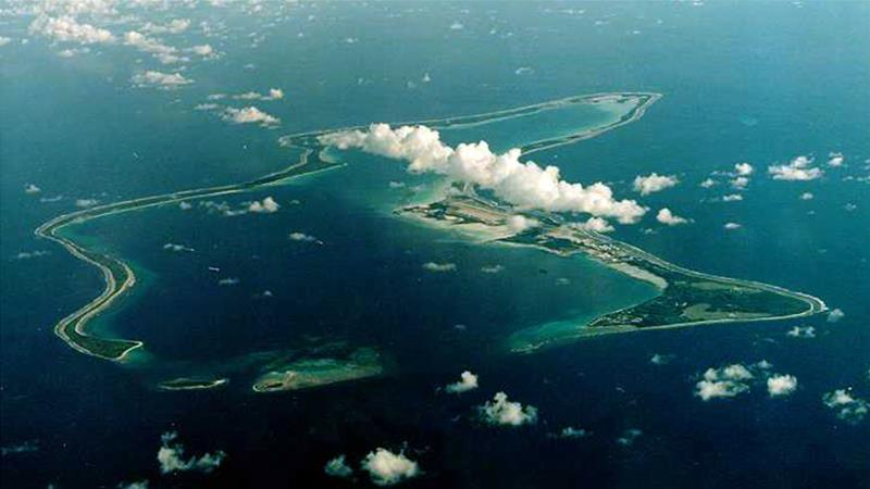 United Nations  backs end to UK control of Chagos islands