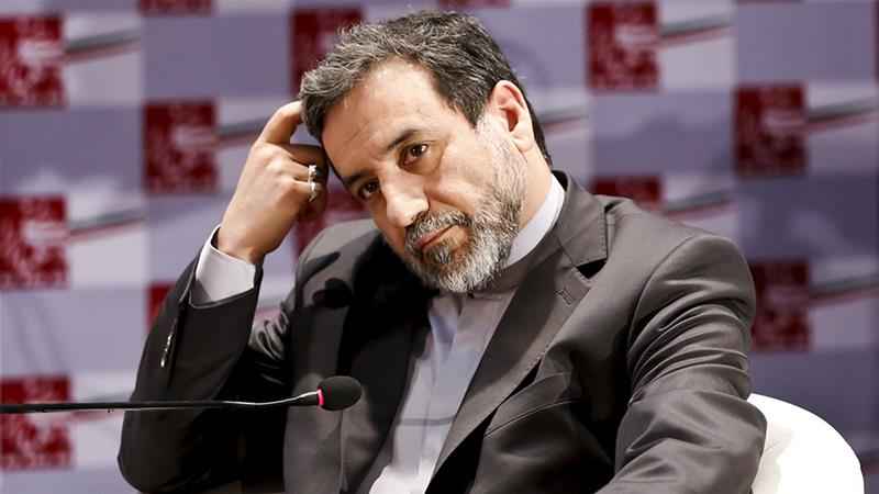 Initial comments from Abbas Araghchi, Iran's deputy foreign minister, were criticised by social media users [File: Raheb Homavandi/Reuters]