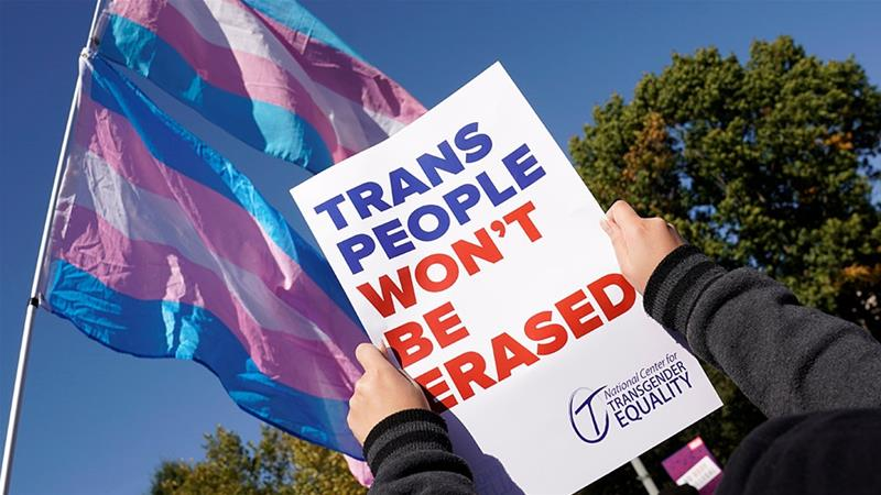 Trump Rule Would Reverse Protections for Transgender People