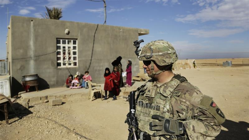 The Pentagon declined to comment on the reports of additional US troops being sent to the Middle East [File: Susannah George/AP Photo]