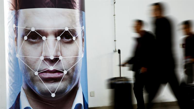 Facial recognition software is becoming more popular and widespread, leading to privacy concerns [Thomas Peter/Reuters]