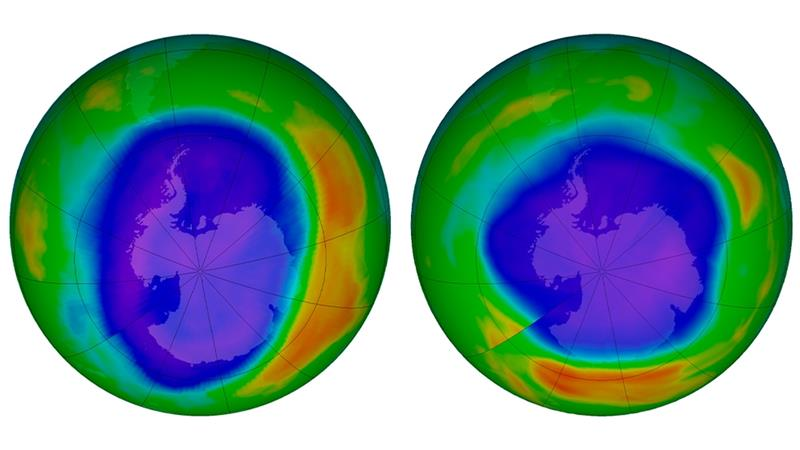 China responsible for surge in ozone-depleting emissions