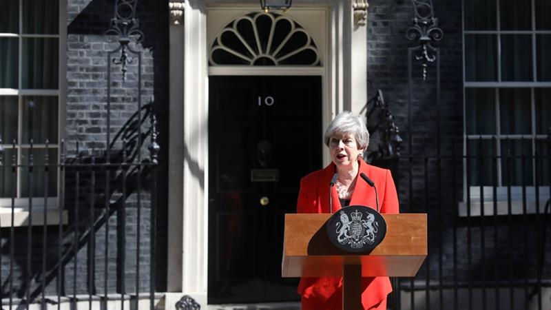 UK Prime Minister Theresa May resigns in wake of mismanaged Brexit