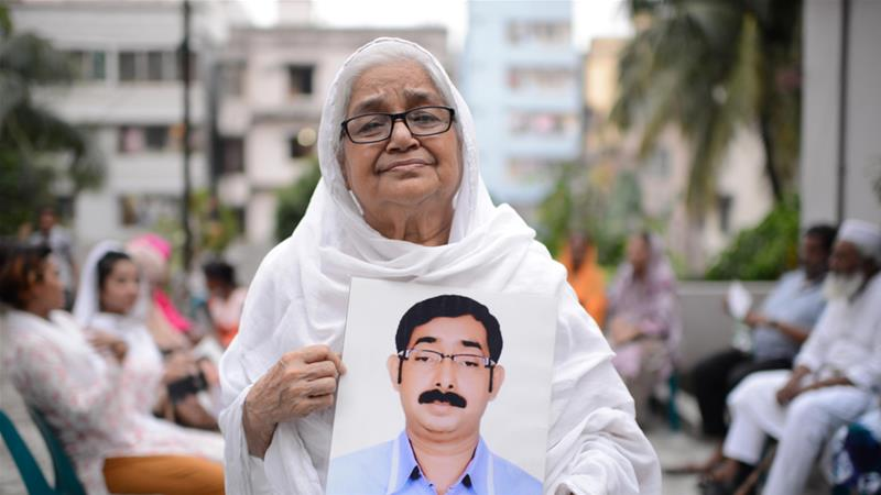 Long wait for families of Bangladesh forced disappearance victims