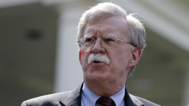 Bolton says N Korea missile tests violated UN resolutions