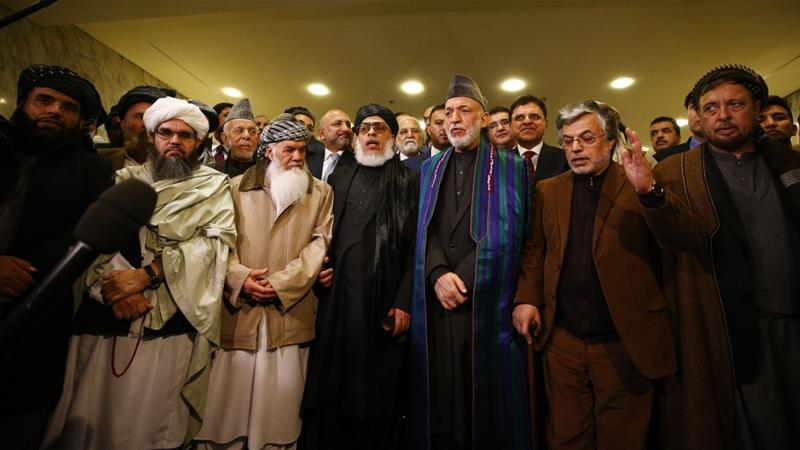 Taliban Invited To Moscow For Afghan Talks