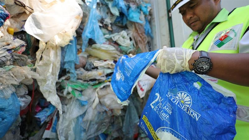 Malaysia to ship back tonnes of plastic waste to foreign nations