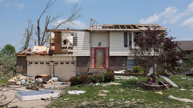 US experiencing its fourth-worst tornado season