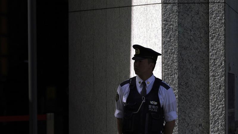 Japanese man arrested for using stun gun to discipline