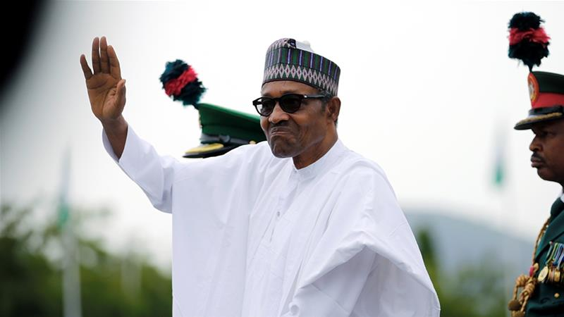 Nigeria's Muhammadu Buhari sworn in for second term as president