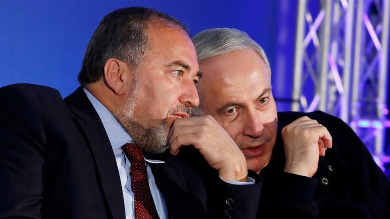 Without Yisrael Beiteinu's five seats, Benjamin Netanyahu has no parliamentary majority [File: Amir Cohen/Reuters]