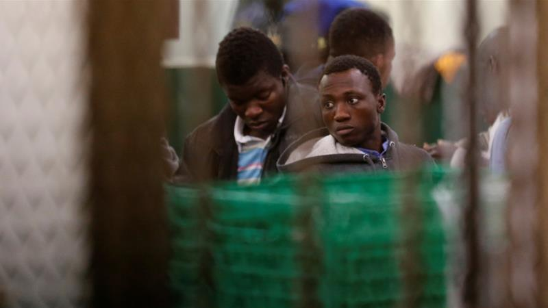 Over 7,800 migrants have entered Spain since the start of the year, mostly by boat from Morocco, according to the IOM [File: Regis Duvignau/Reuters]