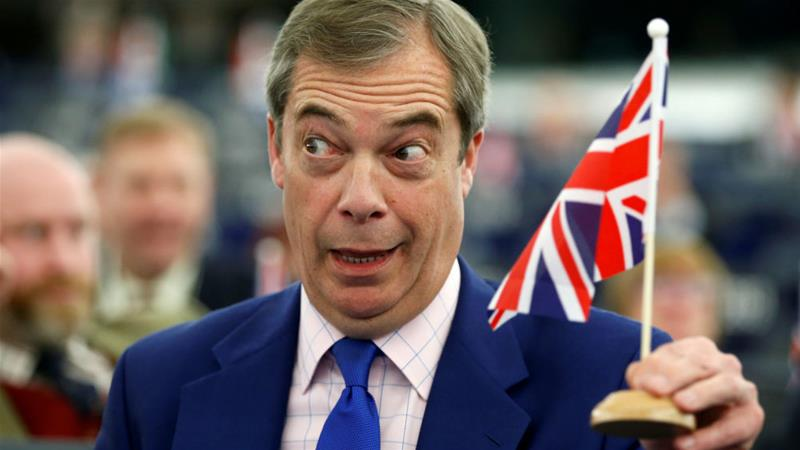 Nigel Farage unlikely to exert much power in the new European Parliament, analysts say [Vincent Kessler/Reuters]