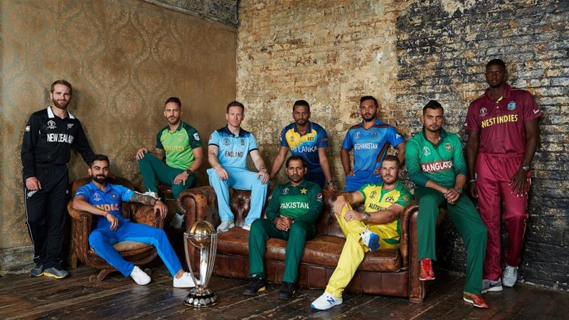 Cricket world cup image 2019