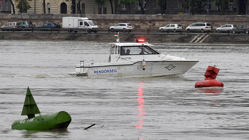 Hungary arrests captain of cruise ship involved in fatal