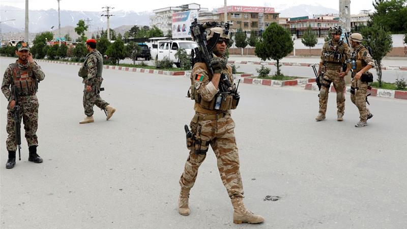 Auto bomb targets US convoy in Afghan capital, several casualties
