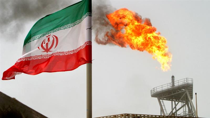 Sanctions have more than halved Iranian oil exports to one million bpd or less, from a peak of 2.8 million bpd last year [Raheb Homavandi/Reuters]