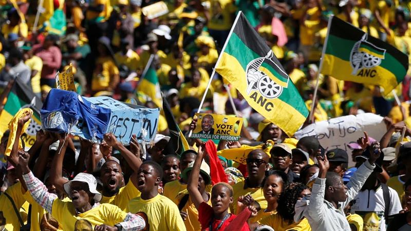 Will South Africans vote for ANC?