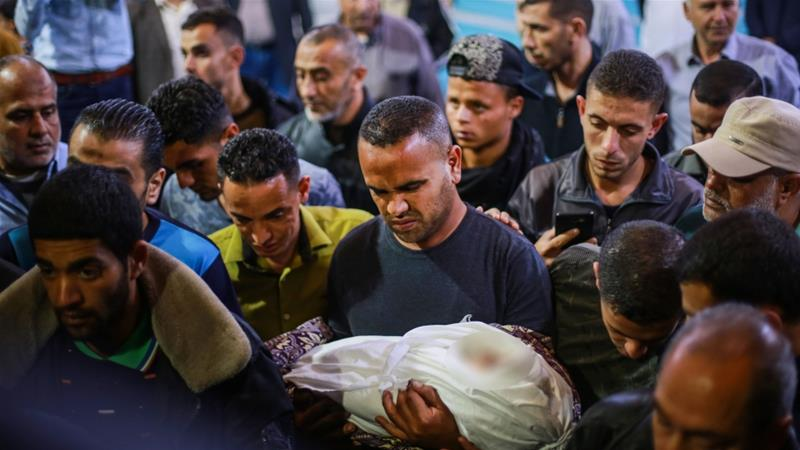 'What's the sin of my children?': Infants killed in Gaza shelling