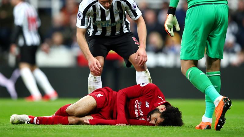 Liverpool's Mohamed Salah to miss Barcelona semi-final