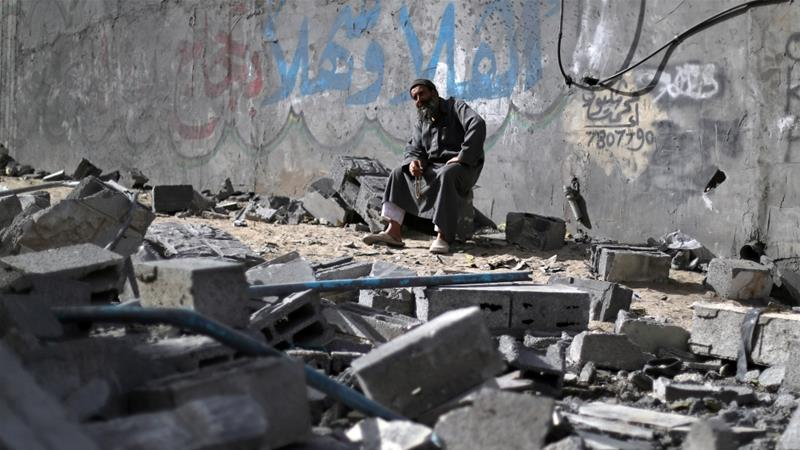 The recent three-day surge of violence has led to the deaths of at least 25 Palestinians and four Israelis [Mohammed Salem/Reuters]