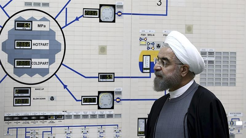 Iran nuclear deal: Tehran to lift cap on uranium enrichment