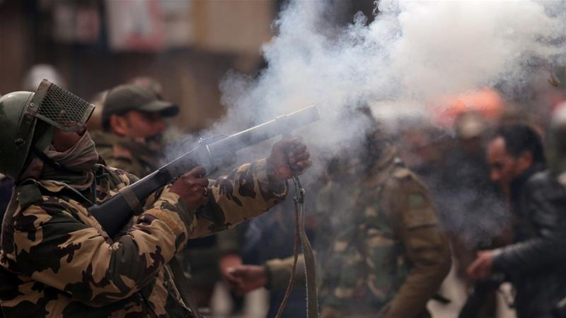 India's BJP denies human rights violations in Kashmir