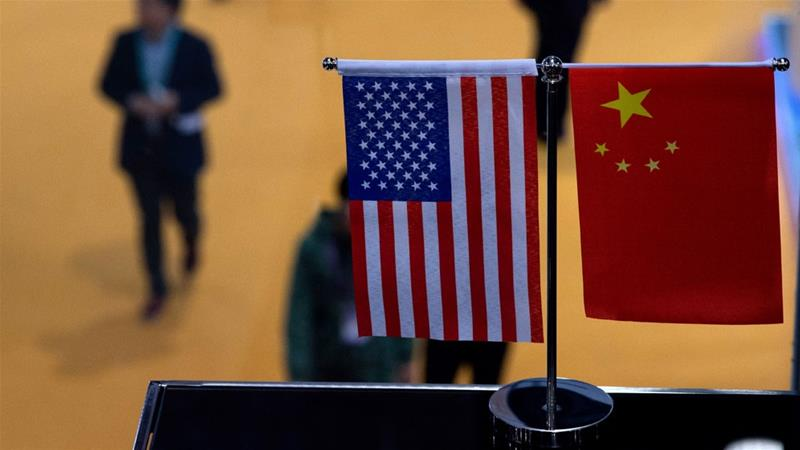 USA  goods trade deficit with China tumbles to 5-year low