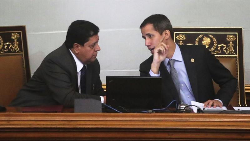 Guaido Calls for Fresh Protests After His Deputy's Arrest