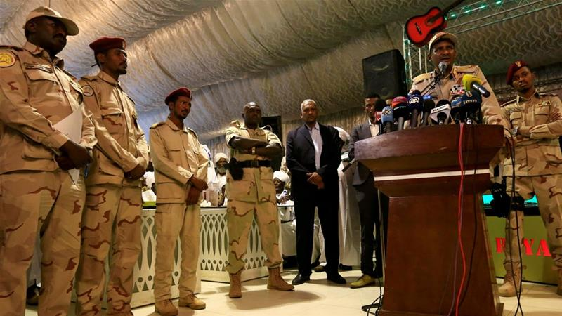 Is Sudan's military prepared to give up power?