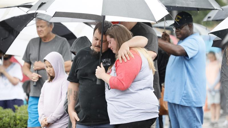 Virginia Beach: family of gunman expresses grief for victims
