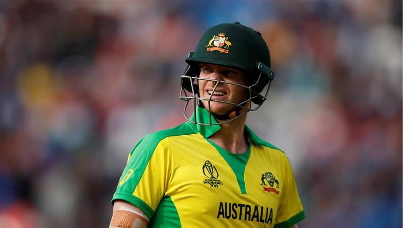 Cricket Captain Virat Kohli Stands Up For Steve Smith At The
