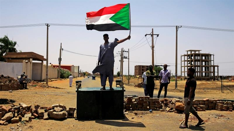 Sudan protests: How the country became a 'dark spot' for media