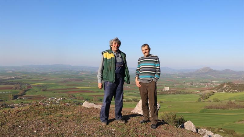In Greece, a rebel organic farm goes against the grain