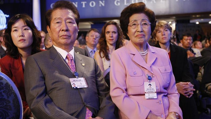 Lee Hee-ho: Former South Korean first lady, activist dies at