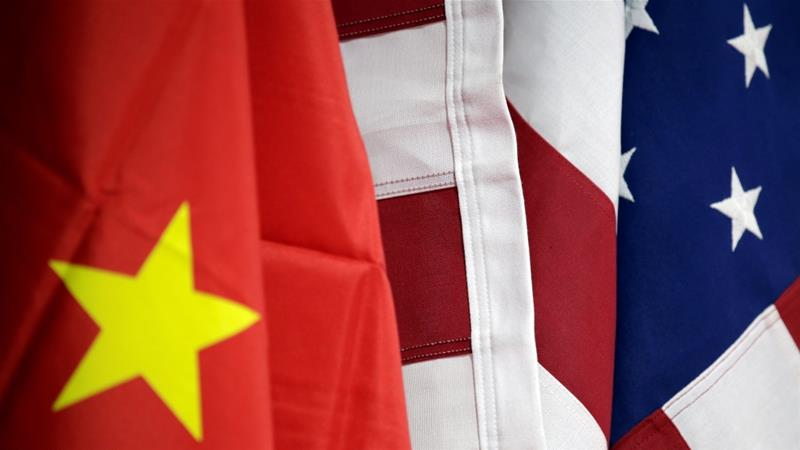 The deputy-level trade talks between the US and China scheduled on Thursday will pave the way for higher-level meetings in October [File: Jason Lee/Reuters]