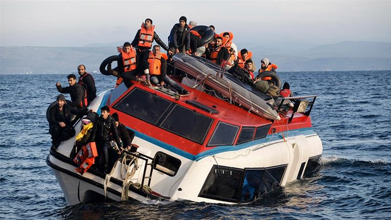 International Organisation for Migration says more than 300 refugees and migrants have died this year in total while trying to cross the Mediterranean to Europe [File: Kostis Ntantamis/AP Photo]