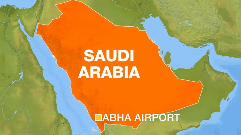 Iran-backed Yemen rebels injure nine in strike on Saudi airport