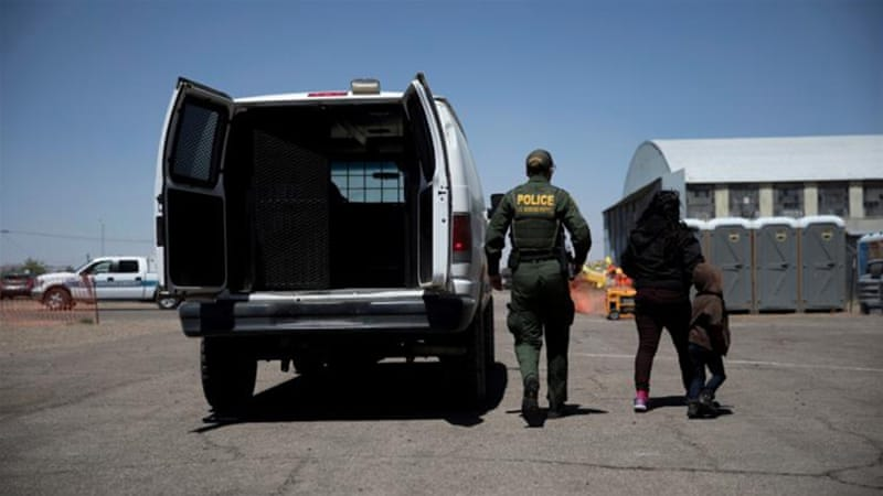 Why is the US criminalising aid workers at the border?