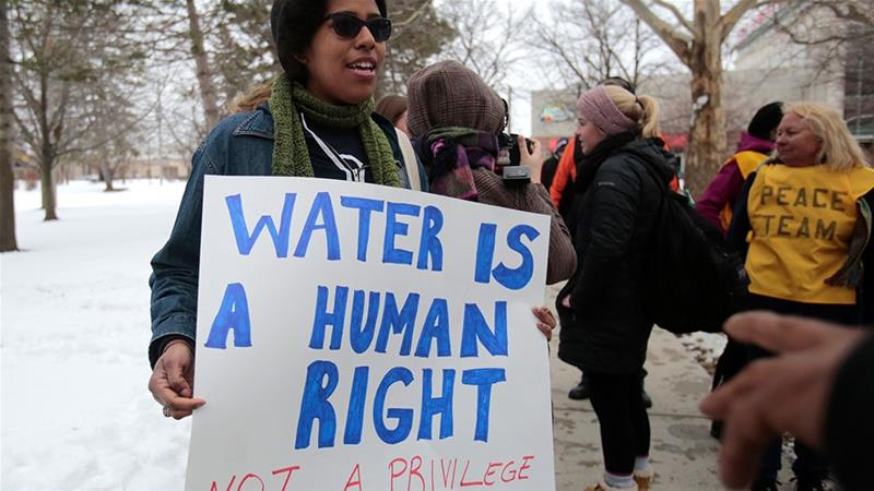 Charges dropped in Flint water case