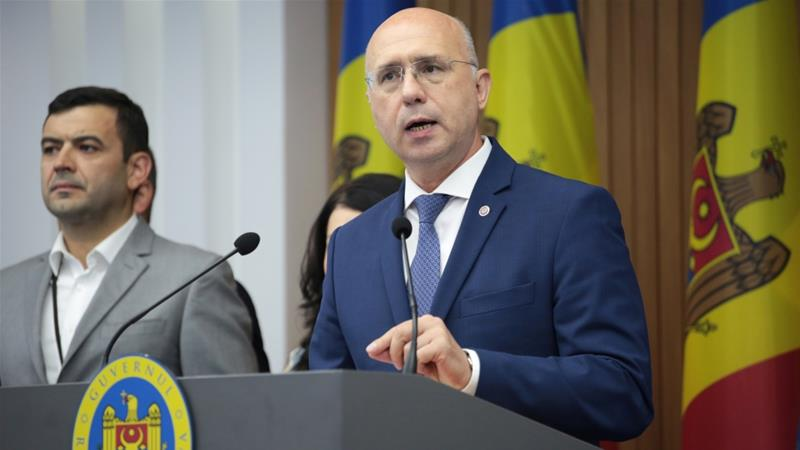 Moldova power struggle ends as Democratic Party cedes power