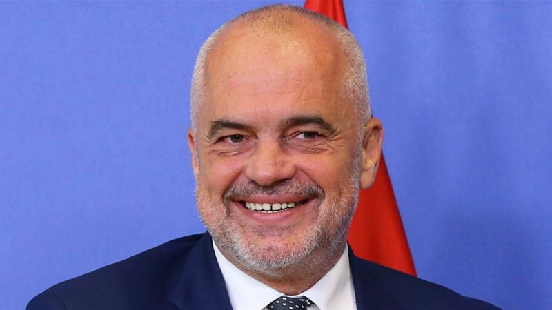 Albanian parliament censures president for cancelling local polls