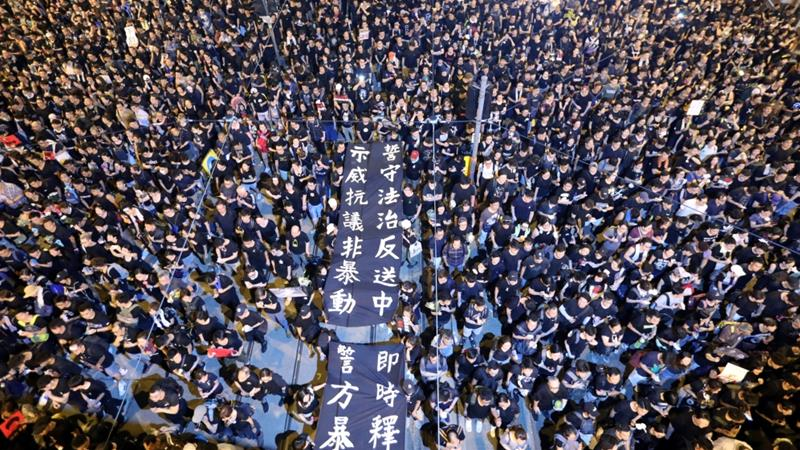 How will Hong Kong deal with growing public discontent?