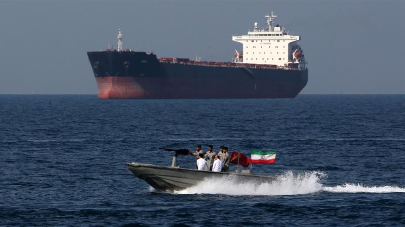 The Strait of Hormuz is a key shipping route linking Middle East oil producers to markets around the world [File: Atta Kane/ AFP]