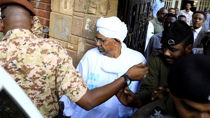 Scepticism as Sudan moves to put Omar al-Bashir on trial